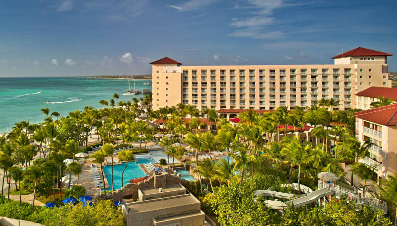 Sparkling Voyages Hyatt Regency Aruba Resort