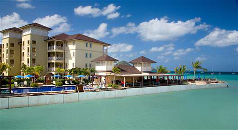 Sparkling Voyages - The Landings St Lucia