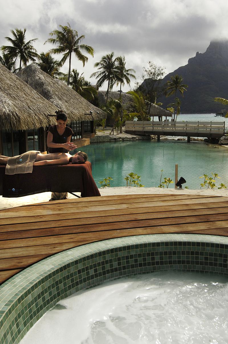 Sparkling Voyages Intercontinental Bora Bora Resort And