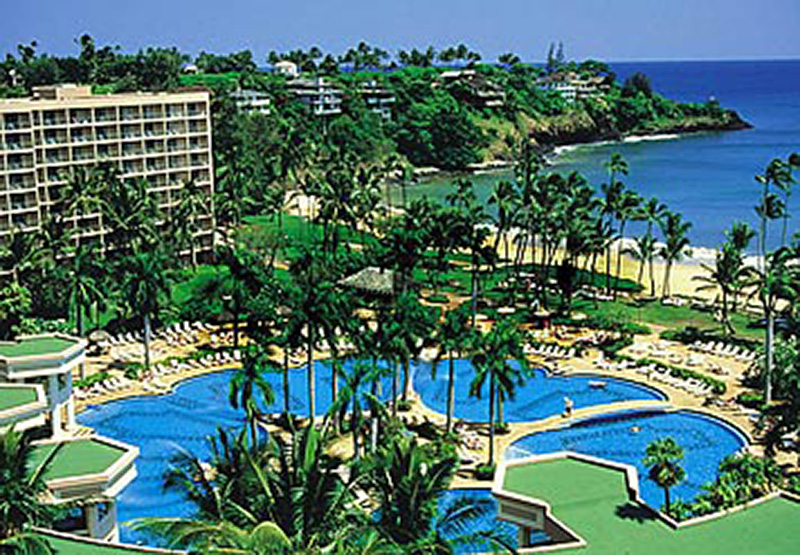 Marriott Hotels In Kauai Hawaii