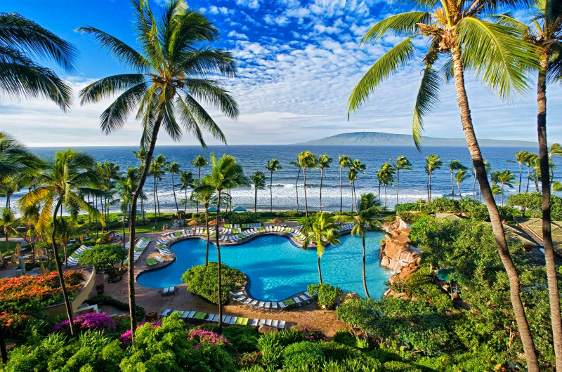 Sparkling Voyages Hyatt Regency Maui Resort Amp Spa
