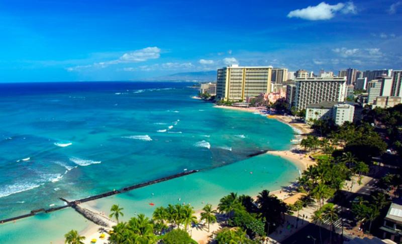 Sparkling Voyages Waikiki Beach Marriott Resort Amp Spa