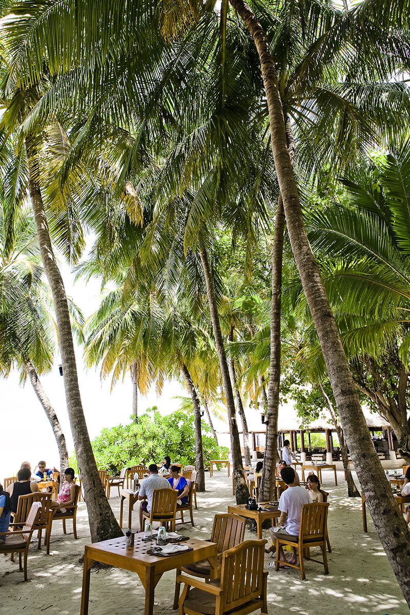 Sparkling Voyages Banyan Tree Maldives Vabbinfaru