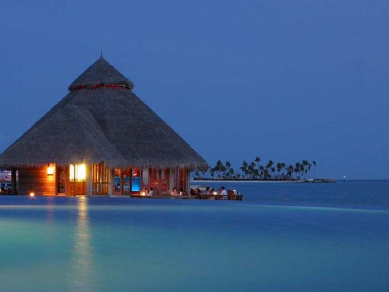 Sparkling voyages conrad maldives rangali island for Hotel conrad maldives rangali island resort