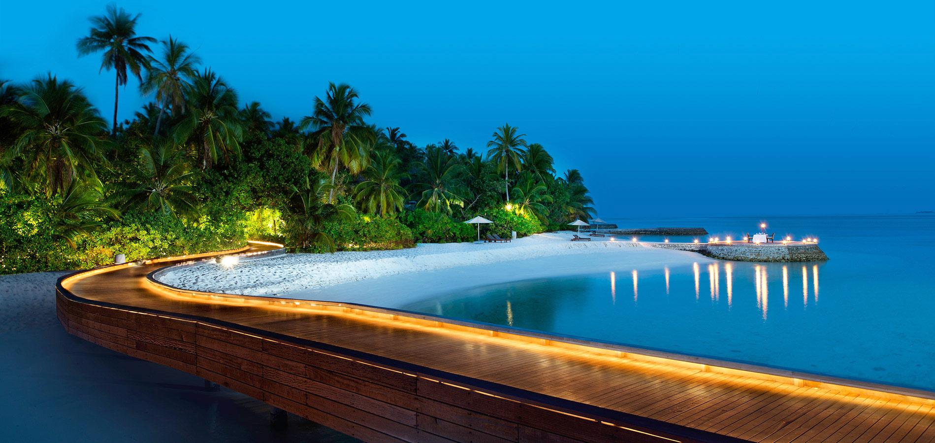 Sparkling Voyages Conrad Maldives Rangali Island