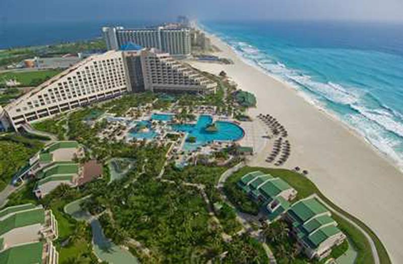 Sparkling Voyages Hilton Cancun Golf Amp Spa Resort