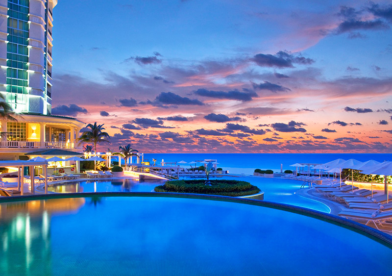 sparkling voyages le meridien cancun resort spa