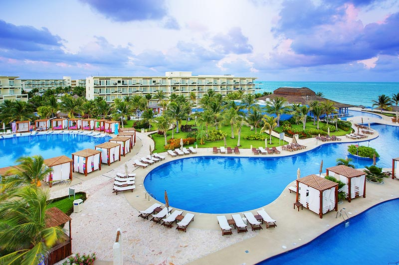 Azul Beach Hotel Riviera Maya Mexico Review